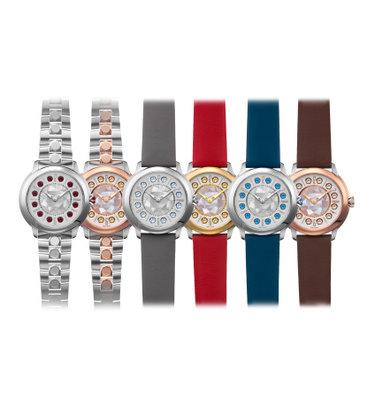 04d7d5c6d Haya Online | Fendi Timepieces تطلق برنامجها لتخصيص الساعات