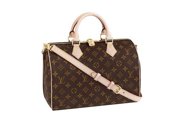 Haya Online تعرفي إلى تاريخ شنطة Louis Vuitton بنقشة المونوغرام