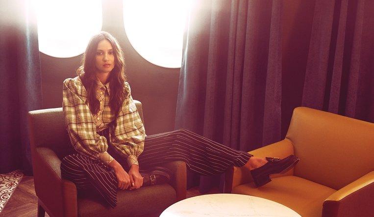 تبحثين عن الحرية في إطلالتك؟ ملابس Louis Vuitton خيارك