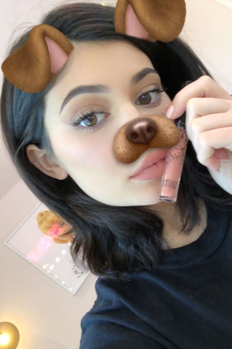 Kylie Jenner Shares Instagram Snap Where